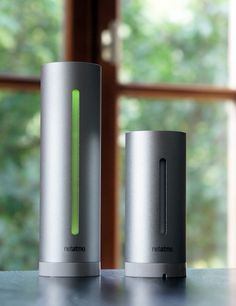 STATION MÉTÉO NETATMO, weather station by Netatmo. It provides real-time meteo data, measures the pollution level of your house and notifies you on your mobile devices.