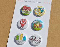 otthon00 Scrapbook, Buttons, Scrapbooking, Guest Books, Plugs, Scrapbooks