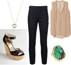 """Office Casual"" by dyanna85 on Polyvore"