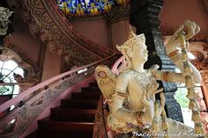 Erawan museum (inside to 2nd floor)