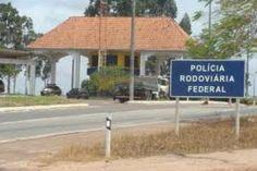 Oito acidentes de trânsito são registrados pela PRF