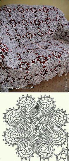 So beautiful crochet pattern