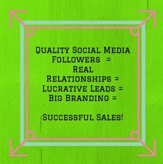 Social Media for Your Business: Quality Over Quantity | Yasmin B. | LinkedIn