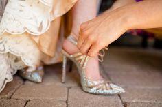 Cinderella not only found her stilettos, but her Prince too!