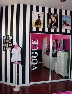 My daughter's new bedroom design for her new room in our new house :-)