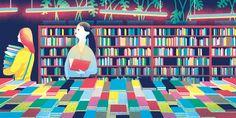 Ilustración de Daniela Olejníková