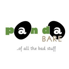 "PANDA BARES... bare of all the ""bad"" stuff. no chemicals, synthetic dyes, BPAs, parabens, sulfates, gluten etc..."