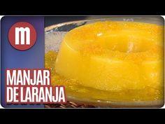 Manjar de laranja — Receitas