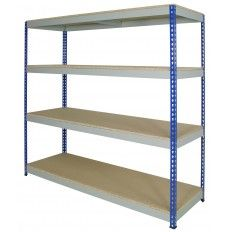 Rivet racking is a boltless shelving system. Rivet racking is available as widespan, archive storage, cable storage and garment storage. Longspan Shelving, Garage Shelving, Storage Shelves, Steel Storage Rack, Metal Rack, Heavy Duty Racking, Iron Shelf, Industrial Storage, Built In Cabinets
