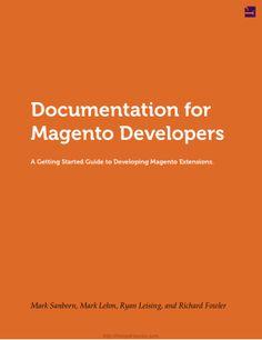 Documentation For Magento Developers