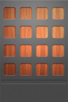 Wood and Gray iPhone background Wallpaper Shelves, Apple Wallpaper, Wood Grain, Eyeshadow, Iphone Wallpapers, Gray, Eye Shadow, Grey, Eye Shadows