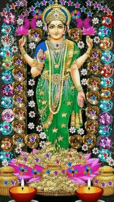 Lakshmi has also been a goddess of abundance and fortune for Buddhists Lakshmi hindu art Lakshmi wealth Lakshmi goddesses Lakshmi haram Lakshmi tanjore painting Lakshmi vaddanam Lakshmi bangle Lakshmi decoration Lakshmi necklace Shiva Hindu, Hindu Deities, Hindu Art, Shiva Parvati Images, Lakshmi Images, Indian Goddess, Goddess Lakshmi, Gayatri Devi, Navratri Images