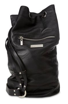 Tom of Finland leather sack Tom Of Finland, Leather Working, Bradley Mountain, Toms, Backpacks, Accessories, Fashion, Moda, Fashion Styles