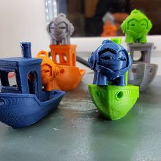 Brace yourself, here they come! In PLA from fillamentum, they will stop at nothing.  #makerspace by #webberen #thingiverse #marvin3d #3dbenchy  @fillamentum @3dbenchy #3dprinting #3dprint #wanhao_usa #wanhaoi3 #filament #fillamentum #addictivepolymers #braceyourself #heretheycome #cura #curaengine #meltedplastic #thinkitmakeit #3dprinter #3d #testing #testprint3d #bridgetest #bywebberen #finecolors