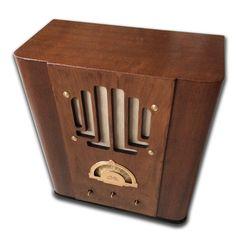 Radio TSF Antique GMR Echo 485