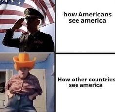 *star spangled banner plays* - Funny Moments World Really Funny Memes, Stupid Funny Memes, Funny Relatable Memes, Haha Funny, Funny Posts, Funny Shit, Funny Stuff, 9gag Funny, Random Stuff