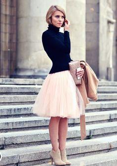 Ballerina Skirt Tren