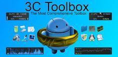 """3C Toolbox Pro v1.6.3  Lunes 11 de Octubre 2015.By : Yomar Gonzalez ( Androidfast )   3C Toolbox Pro v1.6.3 Requisitos: 2.3 y arriba Información general: también conocido como """"Android Tuner Pro"""" La caja de herramientas más completo para ahorrar batería modificar ajustar copia de seguridad seguro y controlar todos los dispositivos Android corriendo cualquier ROM cualquier granos (de Android 2.3 para arriba-a Android L).  Sustituye a más de 20 aplicaciones fácilmente por valor de 30  o más…"""