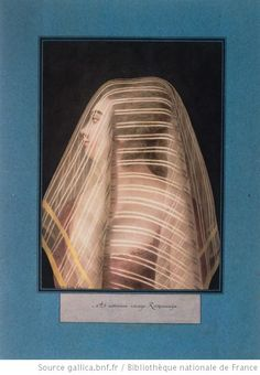 Ad naturam imago rothomagae (pen drawing with wash), self-portrait as woman by Jean-Jacques Lequeu, 1773...........