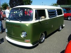 Great Bay Window VW Bus