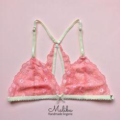 •Milan Rosa• - Comprar en Malibu Lingerie