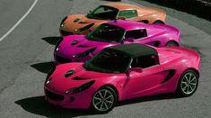 My car! Lotus Elise