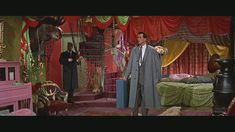 Remember the movie Pillow Talk? Remember when Doris Day gives his house a makeover? It was hilarious!!!