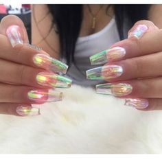 Glass Nails..