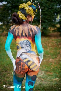 World Bodypainting Festival 2019 - Friday World Bodypainting Festival, Body Painting, Swimwear, Fashion, Bathing Suits, Moda, One Piece Swimsuits, Fashion Styles, Bodypainting