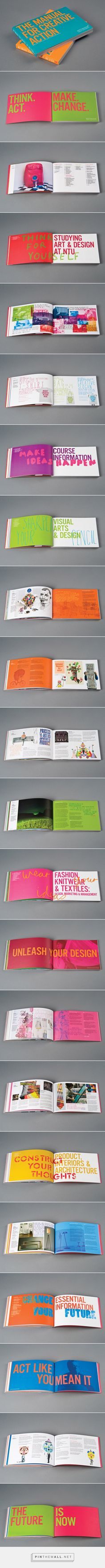 NTU Art & Design Book 10/11 by Andrew Townsend