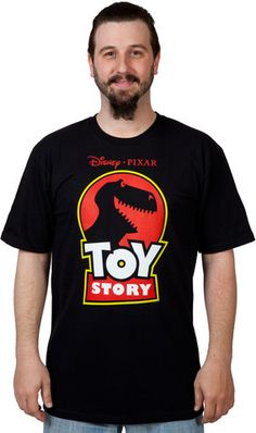 Rex Toy Story Shirt – 80sTees.com, Inc.
