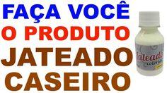 JATEADO CASEIRO DIY ( Faça você mesmo) E ECONOMIZE DINHEIRO - YouTube