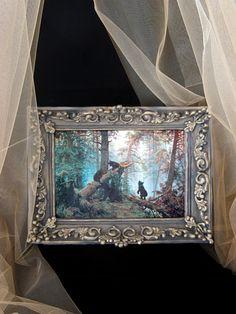"""Ivan Shishkin. """"Morning in a Pine Forest"""" / 1889 / - cake! :) - Cake by Marina Danovska"""