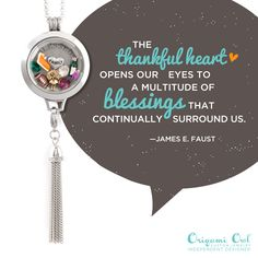 Origami Owl Thanksgiving and Dangle Collector. Just click on the pic to see what's new.