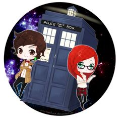 Doctor Who by Moochirin.deviantart.com on @deviantART