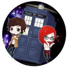 Doctor Who by Moochirin.deviantart.com on @deviantART