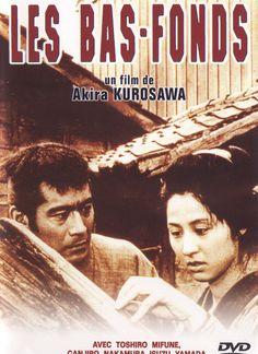 les bas fonds Toshiro Mifune, Films, Movies, Akira, Samurai, Movie Posters, The Shallows, Japanese Language, Film Poster