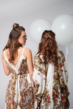 Summer 2016, Floral Tops, Cold Shoulder Dress, Bohemian, Dresses, Women, Fashion, Vestidos, Moda
