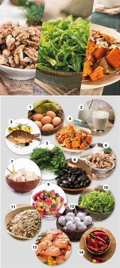 Список долгожителей: 14 продуктов, без которых жизнь будет короче