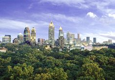 #8 Atlanta, GA | Key Stats: Hotels 550;  Total Sleeping Rooms 90,000; Largest Exhibit Space 151,200 Sq. Ft.