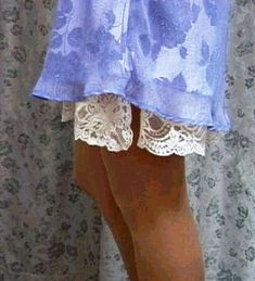 Panty Images, Lace Shorts, Skirts, Women, Fashion, Moda, Fashion Styles, Skirt