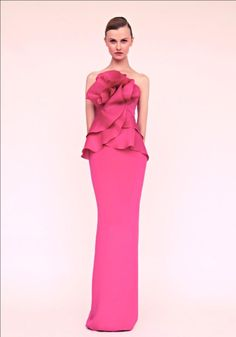 #Marchesa Resort 2013, #fashion #designers