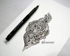 ↠ zentangle ↞ : Photo