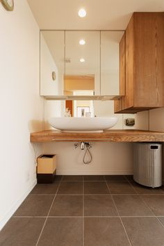 リフォーム・リノベーションの事例|洗面台|施工事例No.315最高の景色を楽しむ広々リビング|スタイル工房
