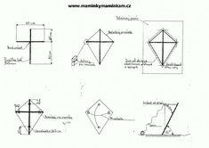 Jak si vyrobit papírového draka   Předškoláci.cz - omalovánky, pracovní listy