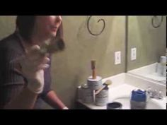 Painting Bathroom Cabinets Youtube youtube | annİe sloan video 1 | pinterest | watches and youtube