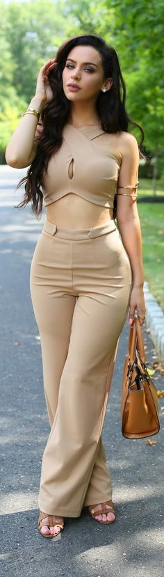 Mixed Neutrals /Fashion By The Beauty Bybel (Mix Chicks Swag)