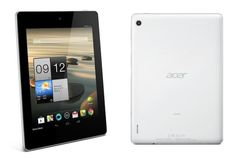 Acer conteste l'iPad Mini avec l'Iconia A1, une tablette quad-core de 7,9 pouces   BlogNT