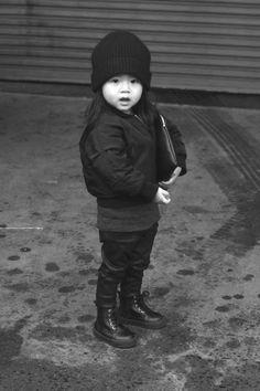 aila wang, alexander wang's niece. adorable.