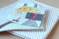 House quilt block (tips)
